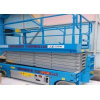 Quality Energy Saving Self Propelled Scissor Lift Low Power Consumption Eco Friendly for sale