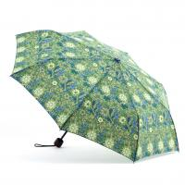 Buy Printed Flat Mini Manual Open Umbrella , Easy Open Close UmbrellaPlastic Handle at wholesale prices