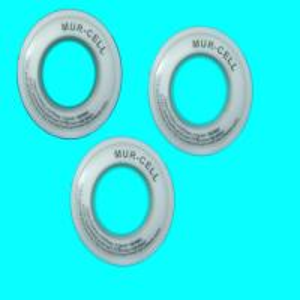 PTFE Thread Seal Tape ,Teflon tape 12mmx0.1mm x10m Density:0.3g/cm3 Turkey Brand