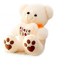 Quality Wholesale stuffed valentines teddy bear with loving heart / best selling valentines gifts for sale