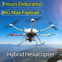 Quality YANGDA YD6-1600L GAS ELECTRIC HYBRID HEXACOPTER for sale
