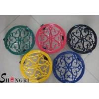 Buy cheap Cast Iron Flower Pot Holder from Wholesalers