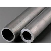 Quality Hot Rolled Stainless Steel Round Tube / Straight Welded 316Ti Seamless Steel Tube for sale
