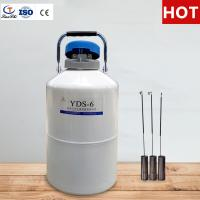Buy TianChi liquid nitrogen gas cylinder 3L in Micronesia Aviation aluminum color  manufacturers at wholesale prices