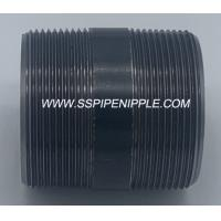 "Quality Industrial Black Pipe Nipple   2""X3"" Male Threaded Pipe Nipples for sale"