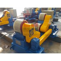 Quality Self Aligning Welding Rotator 20T Self Centering Roller Beds Pipe Turning Rolls for sale