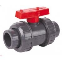 Quality Double union socket ball valve for sale