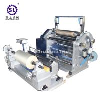 China PLC Control Automatic Slitting Machine for Paper Straw Paper on sale