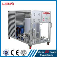 Quality Perfume making freezing filter equipment mixing machine for sale