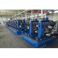 Quality Hot Rolled Steel Strips Pipe Mill , Steel Pipe Making Machine for sale