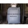 Polypropylene Big Bag FIBC , 3000lbs Flexible Intermediate Bulk Container for sale