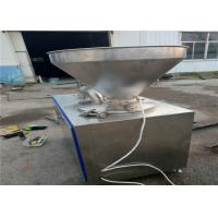Quality Hydraulic Meat Processing Machine For Sausage Filling Low Input 30L Capacity for sale