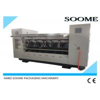Quality Corrugated Paper Slitter Scorer Making Machine Within 1 To 3 Seconds for sale