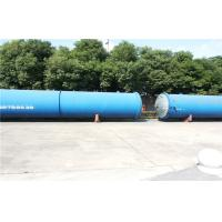 Quality Custom Flyash Brick Wood AAC Autoclave Pressure Vessel / AAC Block Plant for sale