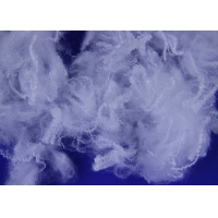 Quality Solid 4D*51MM 15D*64MM Polyester Staple Fiber for sale