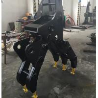 Quality ISO Certified Grapple Machine For Large Mechanized Loading And Unloading Scrap Metal Crawl for sale