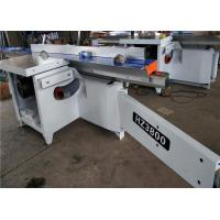 Quality Customized Voltage Sliding Table Panel Saw 3800mm Length High Efficiency for sale
