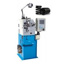 Quality Serpentine Spring Maker Machine 550 Pcs/Min , Automatic Oiling Wire Winding Equipment for sale