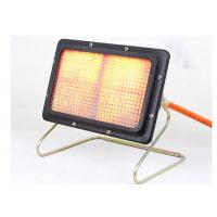 Small Ceramic Far Infrared Gas Heaters Portable For Indoor / Outdoor Camping