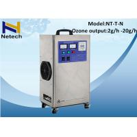 110v Commercial Swimming Pool Ozone Generator Water Treatment Ozonated Water Machine For Sale