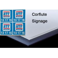 Quality coroplast sign/ real estate sign/ lawn sign / corflute sign for sale