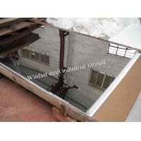 Buy cheap AISI 304 430 Cold Rolled Stainless Steel Metal Sheet Mirror Finish For from wholesalers