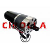 63mm Planetary Gear Motor Brush Pmdc With Silent Working