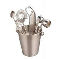 Quality stainless steel barware sets for sale