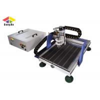China Cast Iron CNC Milling Machine / CNC Engraver Machine For Soft Materials Carving on sale