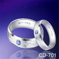 China New Arrivals-Diamond tungsten wedding rings fashion jewelry men's rings eternity rings on sale
