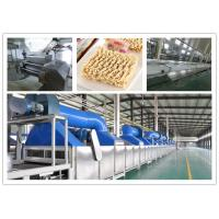 Quality Customizing Instant Noodle Making Machine Production Line For Drying Noodle for sale