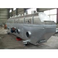 Quality Vibration Horizontal FBD Fluid Bed Dryer For Chicken Essence Granules for sale