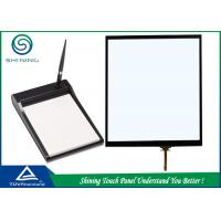6.3 Inch LCD Office Touch Screen 4 Wire Resistive With Analog Technology