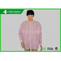 Medical Use Sterile Pink Breathable Sms Disposable Lab