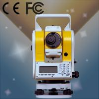 Buy cheap Cheap and fine total station for distance measuring engineering construction from Wholesalers