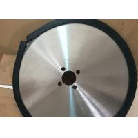 Quality Structural steel cold cut 8CrV circular tungsten carbide tipped saw blade for sale