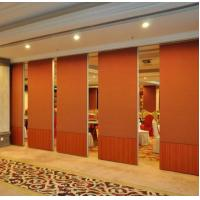 Quality Banquet Hall / Hotel Ceiling System Acoustic Room Dividers 85 mm Thickness for sale