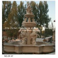 Quality Hand Carved Stone Fountain, Outdoor Garden Water Fountain (YKOF-47) for sale