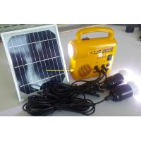 China Bluetooth Multi Function Solar Powered Lights For Camping , Outdoor Solar Lights on sale