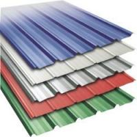 Corrugated Color Steel Roofing Sheet