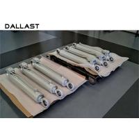 China 2 Way Hydraulic Cylinder  Telescopic Piston Type , Telescopic Double Acting Cylinder on sale