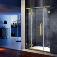 China SD-A1006 stainless 304 Titanium gold shower units on sale