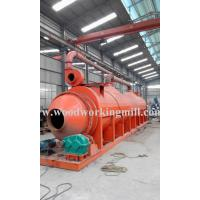 Quality Hot air recycle design for wood sawdust drying and packing!! for sale
