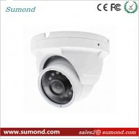 Quality AHD CCTV Camera White Lightwhight AHD Dome 1080p Analog HD Camera for sale