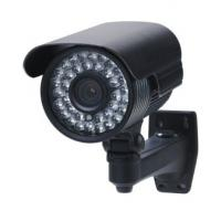 Buy cheap DC12V Piranha LED 420TVL Varifocal Waterproof Bullet Indoor Infrared Surveillanc from wholesalers