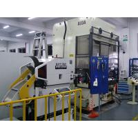 Quality Automated Stamping High Speed Roller Feeding Machine Metal Strap Processing for sale