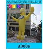 Quality inflatable 210d cartoon for event for sale