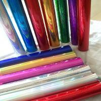 Quality various color Hot stamping foil for paper for sale