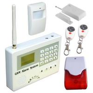 China Commercial burglar alarm on sale