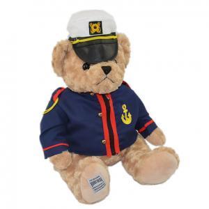 2016 promotional custom logo teddy bear with knitted t shirt soft stuffed custom plush bear teddy